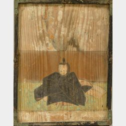 Japanese Painting of Poet
