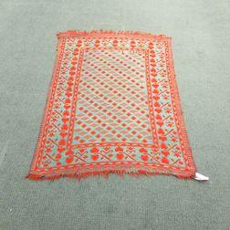 European Woven Coverlet.    Estimate $200-250