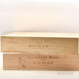 Clarendon Hills Romas Old Vine Grenache 2002, 12 bottles (2 x owc)
