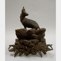 19th Century Black Forest Carving