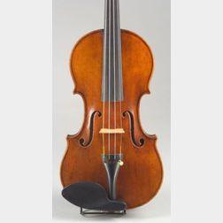 Modern Italian Violin, Pietro Borghi, 1927