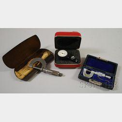 Three Metallurgical Measuring Tools