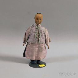 Door of Hope Mission Young Boy Doll