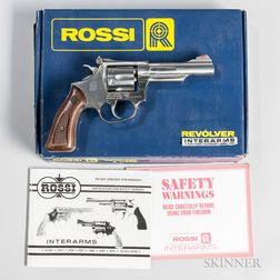Rossi Model 511 Sportsman Double-action Revolver