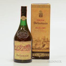Delamain, 1 bottle (oc)