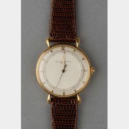 18kt Gold Wristwatch, Vacheron & Constantin