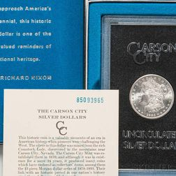 1885-CC GSA Morgan Dollar