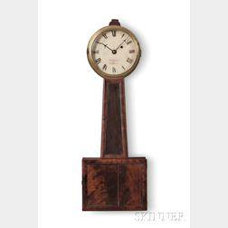 "William Grant Patent Timepiece or ""Banjo"" Clock"