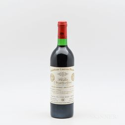 Chateau Cheval Blanc 1976, 1 bottle
