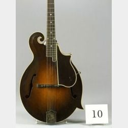 American Mandola, Gibson Mandolin-Guitar Company, Kalamazoo, 1924, Model H-5