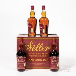 Weller Antique Single Barrel Select, 12 750ml bottle (oc) Spirits cannot be shipped. Please see http://bit.ly/sk-spirits for more info.