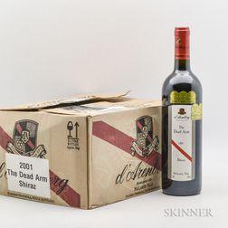 dArenberg Dead Arm Shiraz 2001, 6 bottles (oc)