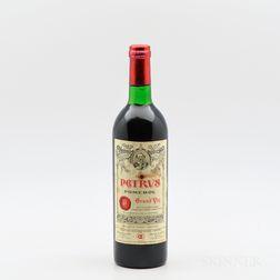 Petrus 1976, 1 bottle