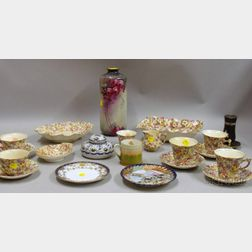 Approximately Twenty-one Assorted Ceramic Items