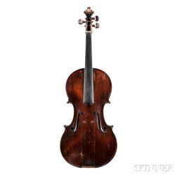 American Violin, Andrew Hyde, 1876