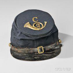 Model 1858 Forage Cap