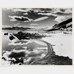 Brett Weston (American, 1911-1993)      Mono Lake