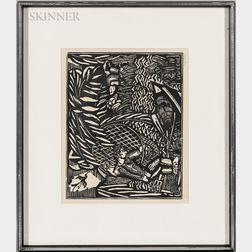 Raoul Dufy (French, 1877-1953)    La Pêche