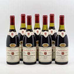 Faiveley Latricieres Chambertin 1993, 7 bottles
