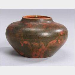 Jervis Art Pottery Bowl