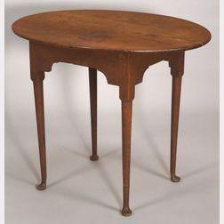 Queen Anne Cherry Tea Table