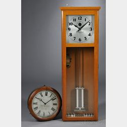 Self Winding Clock Company Master Clock