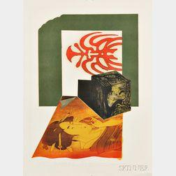 Makoto Ouchi (1926-1989), Kabuki