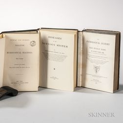 Medicine, Three Volumes.