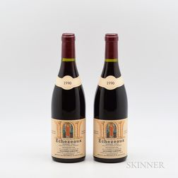 Georges Mugneret Gibourg Echezeaux 1990, 2 bottles