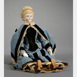 Parian Lady Doll