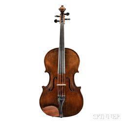 Modern Viola, Frederick Kuster, Montpelier, Vermont, 1961