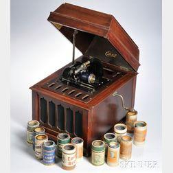 Thomas Edison Amberola 50 Phonograph