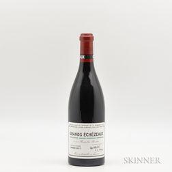 Domaine de la Romanee Conti Grands Echezeaux 2011, 1 bottle