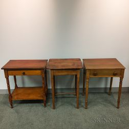 Three Country Cherry and Pine Stands