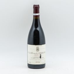 Domaine des Lambrays Clos des Lambrays 2004, 1 bottle