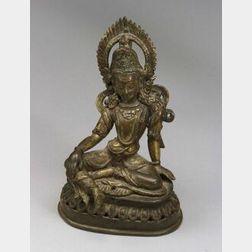 Gilt Bronze Image