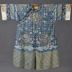 Woman's Kesi Dragon Robe