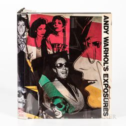 Warhol, Andy (1928-1987) Andy Warhol's Exposures