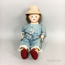 Century Baby Co. Composition Doll