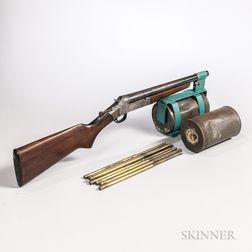 Harrington & Richardson Line Throwing Gun