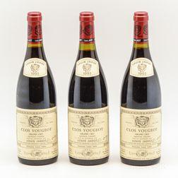 Louis Jadot Clos Vougeot 1993, 3 bottles