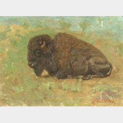 Edwin Willard Deming (American, 1860-1942)    Buffalo