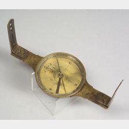 Plain Surveyor's Compass by T. Whitney