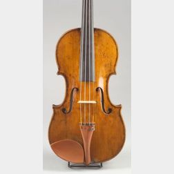 Turin Violin, Ascribed to Marchetti