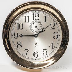 Large Chelsea Marine Wall Clock