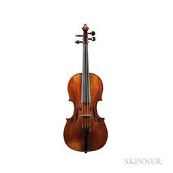 German Violin, Leopold Widhalm, c. 1770