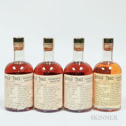 Mixed Buffalo Trace Experimental, 4 375ml bottles
