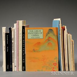 Eleven Books and Twelve Booklets on Chinese Painting