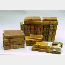 Twenty-five 18th and 19th Century Titles