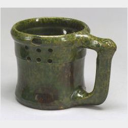 George Ohr Pottery Puzzle Mug